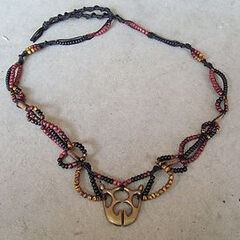 <i>Survivor: Caramoan</i> Hidden Immunity Idol, an Ifugao fertility charm.
