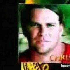 Chris' photo in the opening.