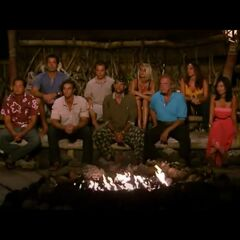 <i>Survivor: One World</i> Jury.