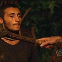 Brandon repeats Erik Reichenbach's mistake.