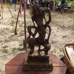 <i>Survivor: Cambodia</i> Immunity Idol.