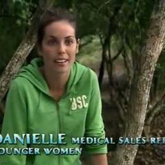 Danielle making a <a href=