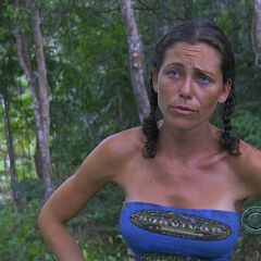 Corinne on the merged tribe <a href=