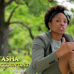 Tasha in her first <a href=