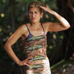 Caryn Groedel, as a member of <a href=