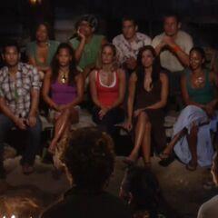 <i>Survivor: Cook Islands</i> Jury.