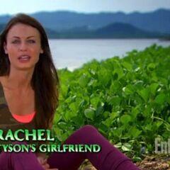 Rachel on Day Zero.