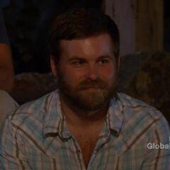Caleb as a member of the jury.