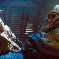 Jabba Desilijic Fortiure | Star Wars Fanon | Fandom ... Jabba The Hutt Choked