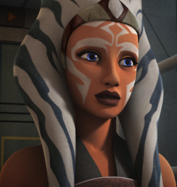 Ahsoka Tano Rebels
