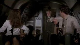 Leslie Nielsen maneuver - Airplane!