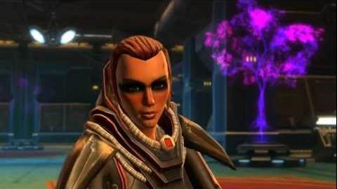 STAR WARS™ The Old Republic™ - Choose Your Side Trooper vs