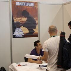 Daniel Logan (young Boba Fett)