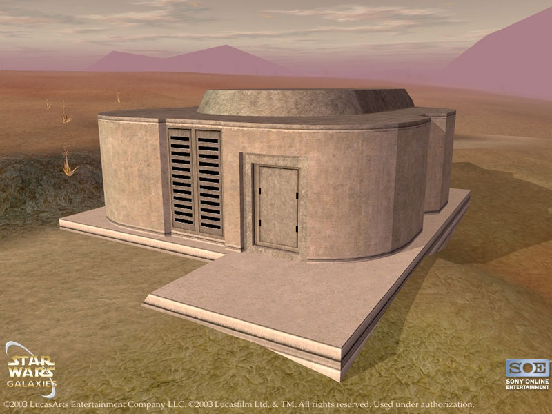 small naboo house style 2 - house style