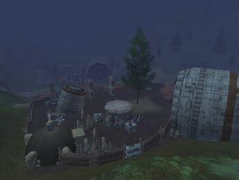 Marauder stronghold