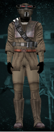 Ubese armor