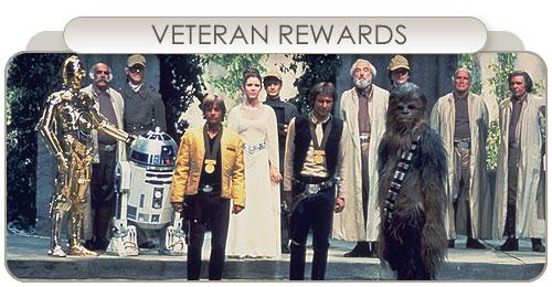 Veteran rewards header
