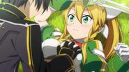 Leafa and Kirito HF 3