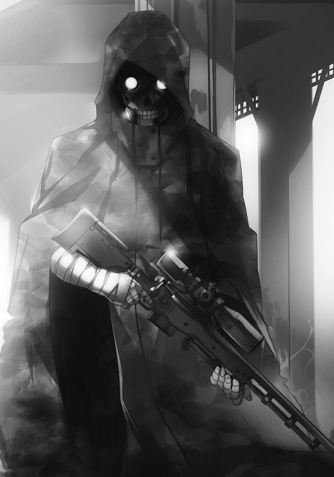 Sniper Assassin (Musketeer) (PvP) (by: Shinigami Kira) - Skill