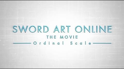 Sword Art Online the Movie English Subtitled Trailer 1