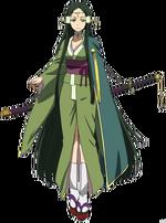 Sakuya Full Body