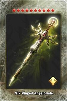 Six Winged Angelblade