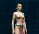 Slave Girl Armor Set