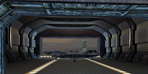 KotOR 2 G-type shuttle shot (2)