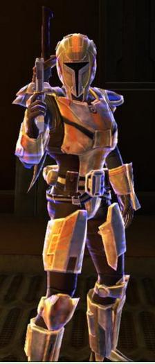 Mandalorian Enforcer