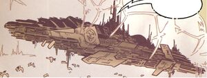 Tetan Attack Ship