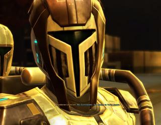 Mandalorian Lieutenant