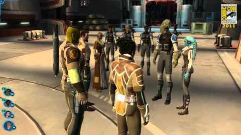 STAR WARS™ The Old Republic™ - Flashpoint Walkthrough - The Esseles