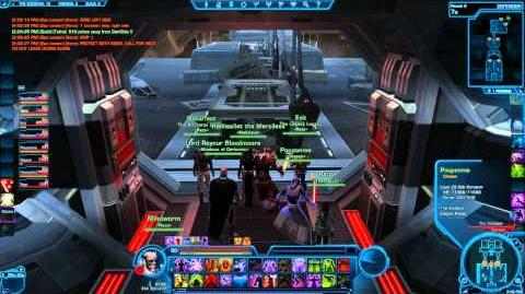 ★ SWTOR - PVP Gameplay - Void Star - Sith Sorcerer - Tips & Tricks 5