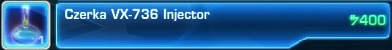 Czerka VX-736 Injector Icon Selector
