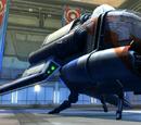 Rendaran-class assault shuttle