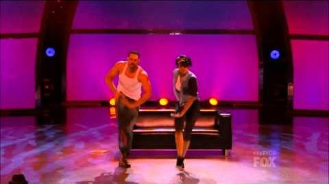 SYTYCD Season 10 - Top 18 Perform - Jasmine Harper and Aaron