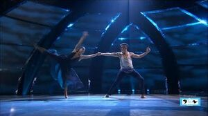 """So You Think You Can Dance - Carly & Rudy """"Take It Easy"""" LIVE 7-2-14"""