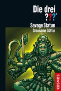 The Case of the Savage Statue