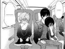 Hiro and Sugi