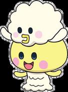Watawatatchi anime pose
