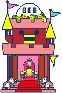 Gotchi king castle