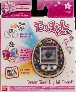 Tamagotchi Friends Dream Town Package