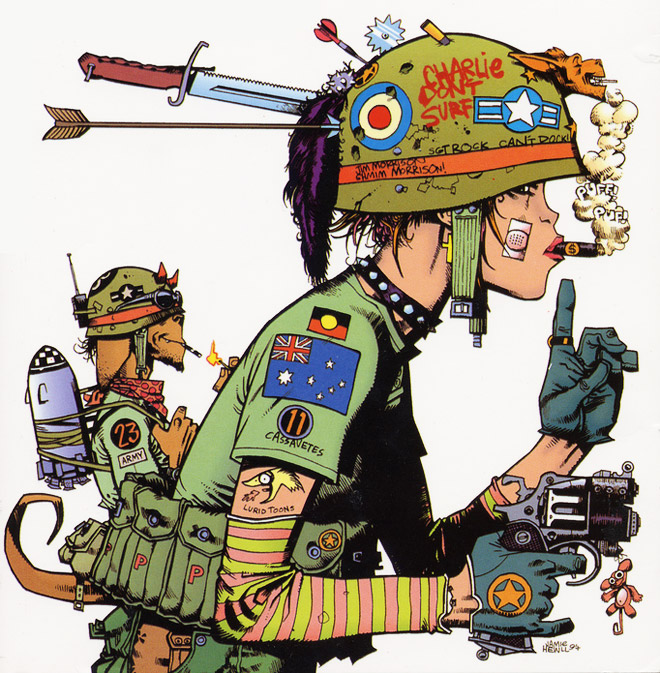 Image result for tank Girl