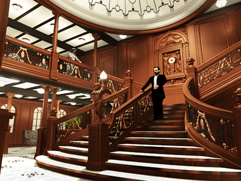 Grand Staircase Titanic Adventure Out Of Time Wiki