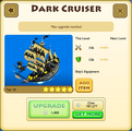 Dark Cruiser Tier 10