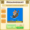 The Dreadnought Tier 9