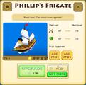 Cpt. Phillip's Frigate Tier 6