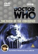 The Tomb of the Cybermen DVD UK cover