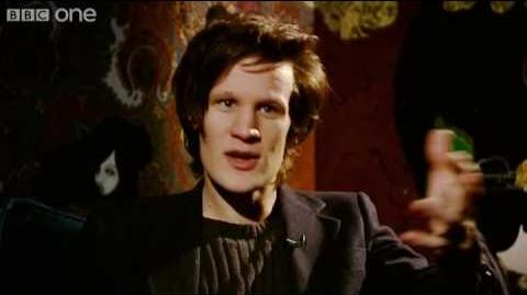 Extended Matt Smith Interview - Doctor Who Confidential The Eleventh Doctor - BBC One