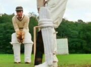 Wicket keeping at Cranleigh